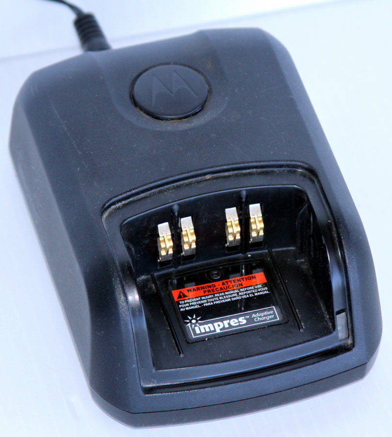 motorola impres multi unit charger manual