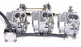 Mercury ME40M Carburetor Set 1