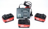 Metabo 4Ah Set 1